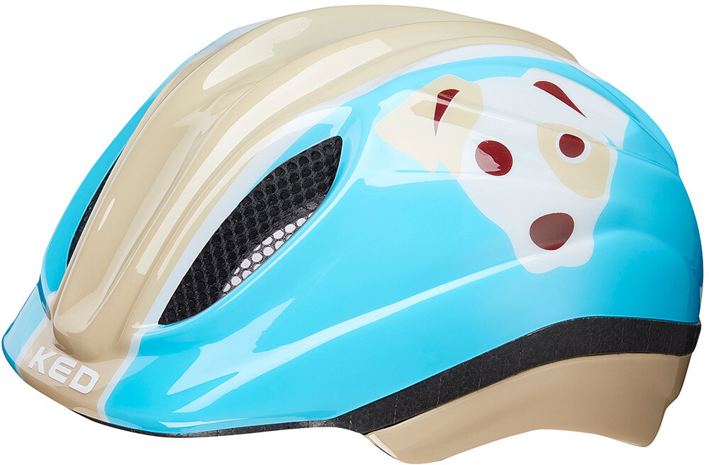 KED Meggy Trend Cykelhjälm Barn beige blå - till fenomenalt pris på ... f1d1a14f98e7c